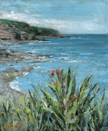Auchmithie Bay