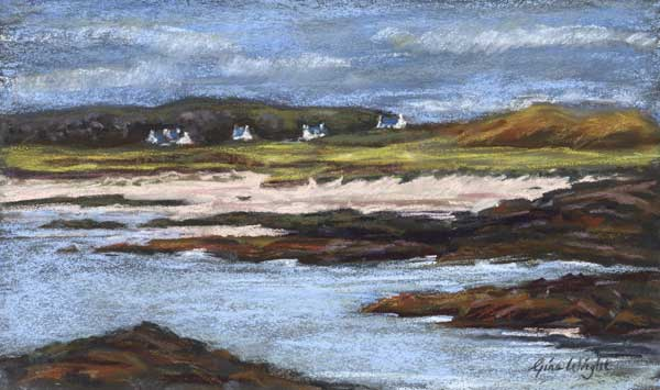 Sanna Bay Crofts