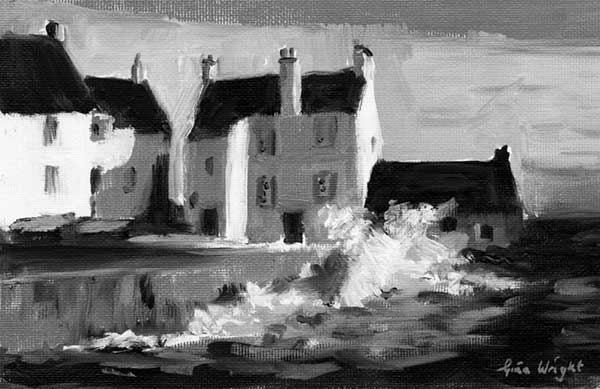 Study For High Tide, The Gyles
